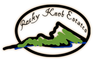 Rocky Knob  Estates Community Logo